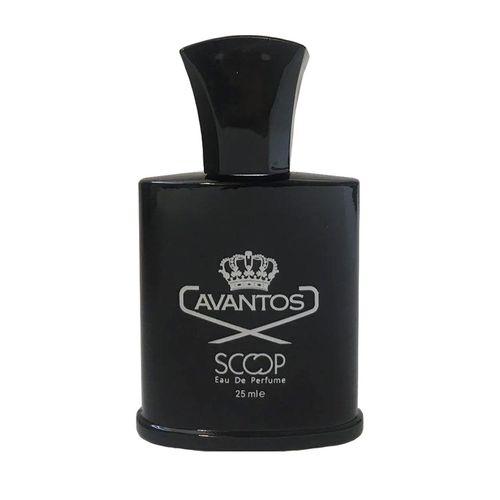 عطر جیبی مردانه اسکوپ مدل Avantos حجم 25 میلی لیتر