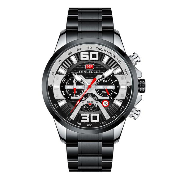 ساعت مچی عقربهای مردانه مینی فوکوس مدل MF0336G.01