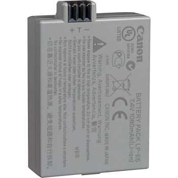 باتری دوربین لیتیوم یون مدل LP-E5