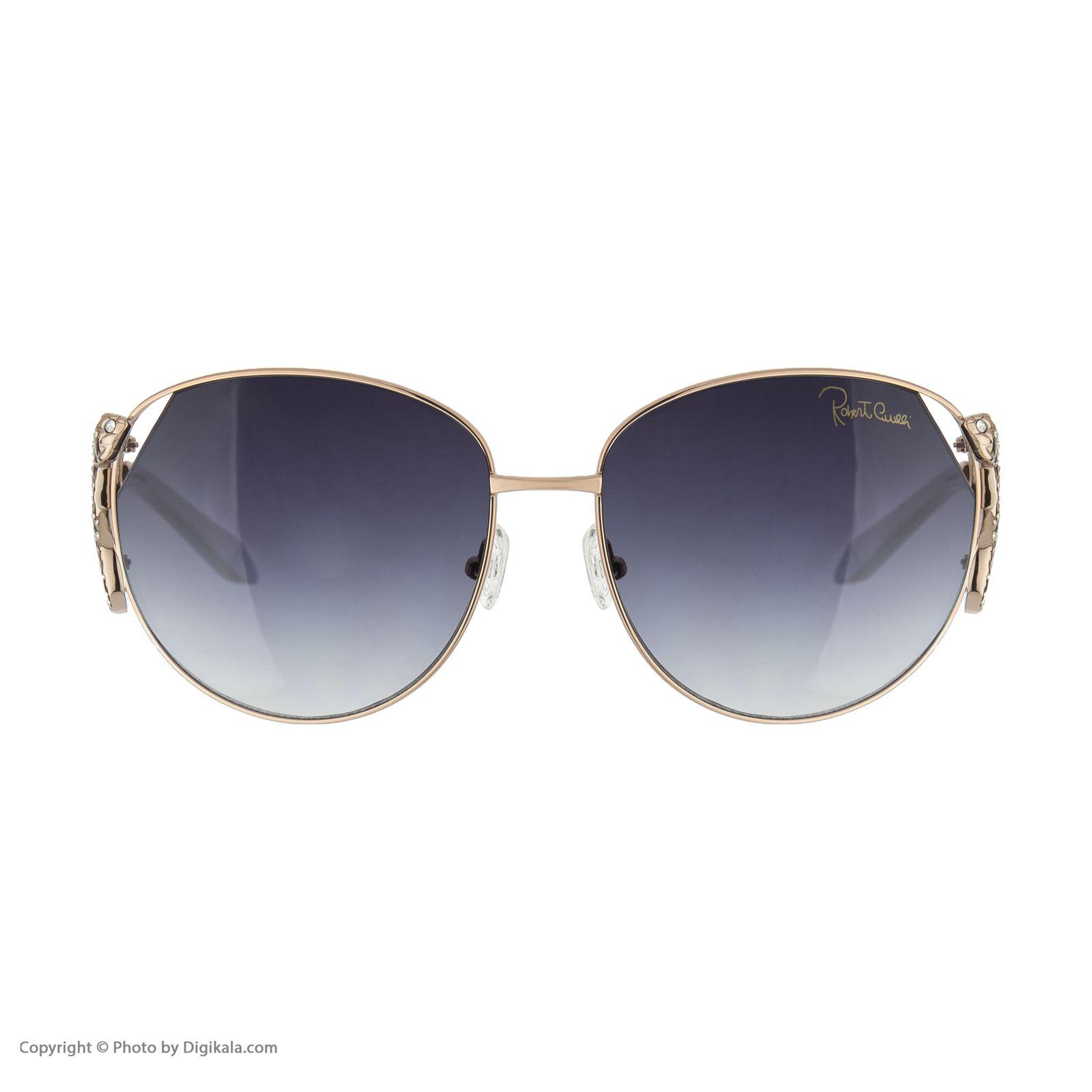 عینک آفتابی زنانه روبرتو کاوالی مدل 897 -  - 6