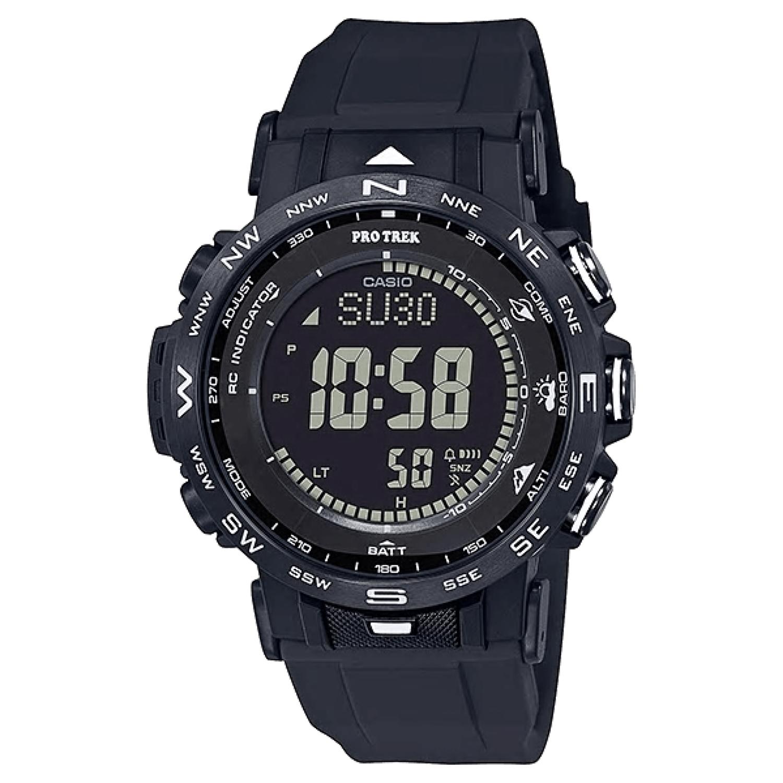 ساعت مچی دیجیتال مردانه کاسیو مدل PRW-30Y-1BDR
