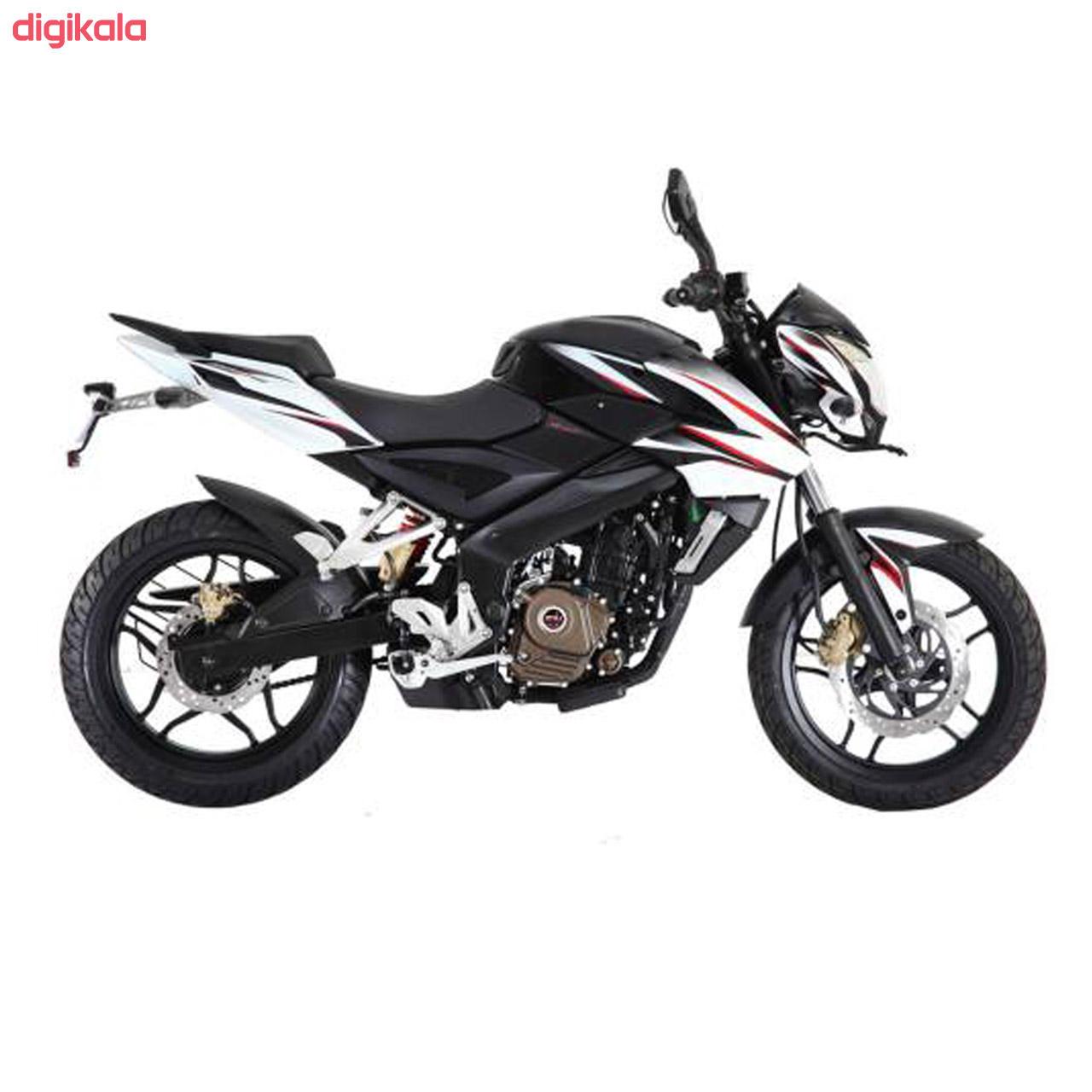 موتورسیکلت باجاج پالس مدل 200NS  سال 1398 main 1 1