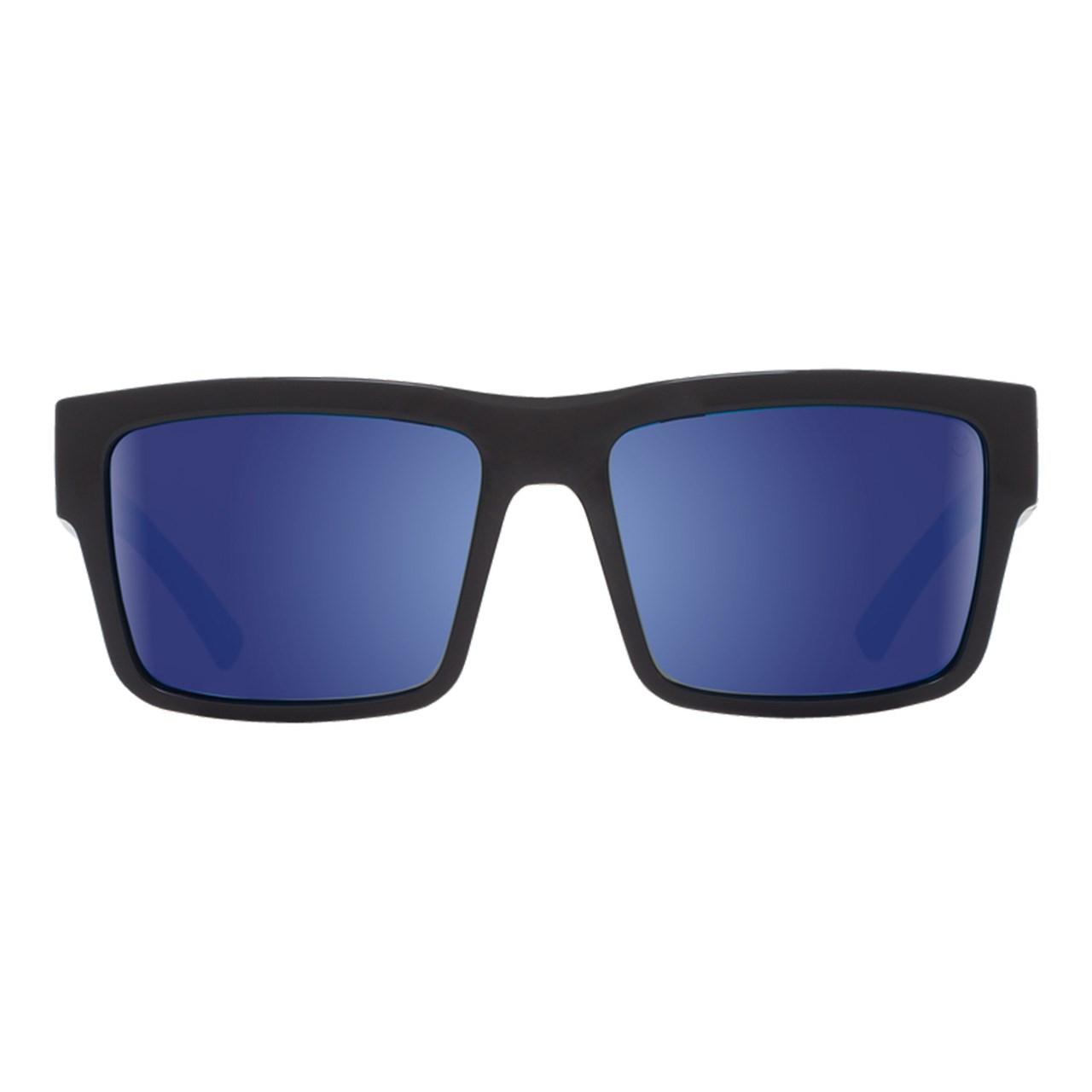 عینک آفتابی اسپای سری Montana مدل Black Happy Gray Green Polar Dark Blue Spectra -  - 1