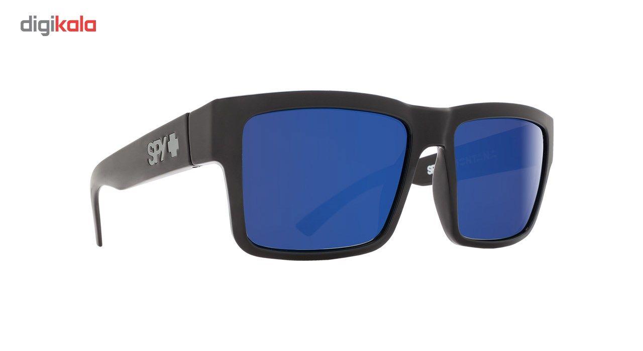 عینک آفتابی اسپای سری Montana مدل Black Happy Gray Green Polar Dark Blue Spectra -  - 2
