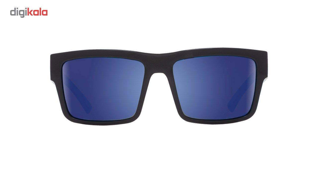 عینک آفتابی اسپای سری Montana مدل Black Happy Gray Green Polar Dark Blue Spectra -  - 3
