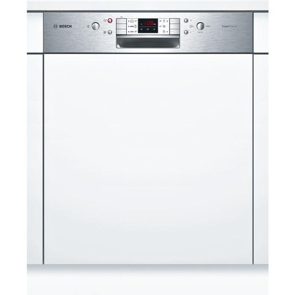 ماشین ظرفشویی توکار بوش مدل SMI63N25EU   Bosch SMI63N25EU Built-In Dishwasher
