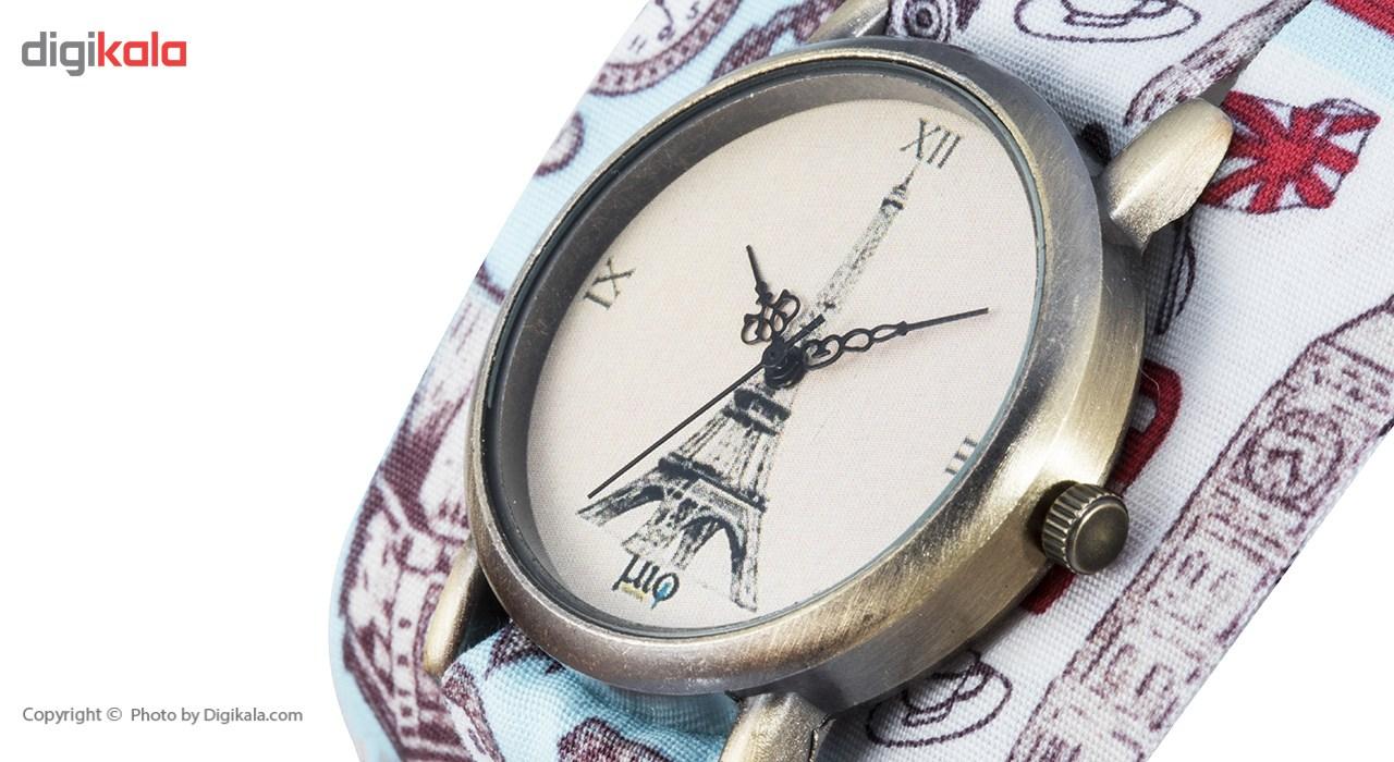 ساعت دست ساز زنانه میو مدل 1002