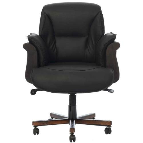 صندلی اداری چرمی راد سیستم مدل E440