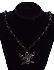 گردنبند مردانه طرح دزد دریایی کد 1003 -  - 1