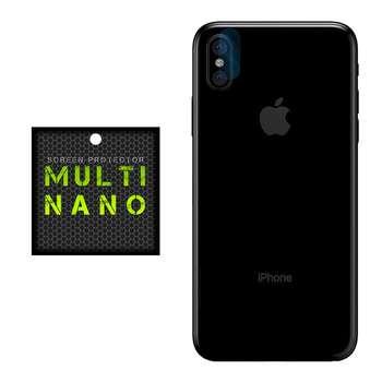محافظ لنز دوربین مولتی نانو مدل Pro مناسب برای گوشی موبایل اپل iPhone XS