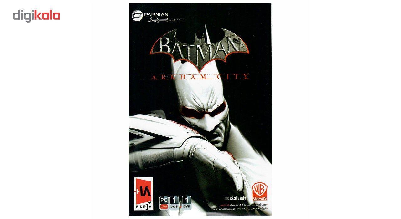 بازی کامپیوتری Batman Arkham City مخصوص PC main 1 1