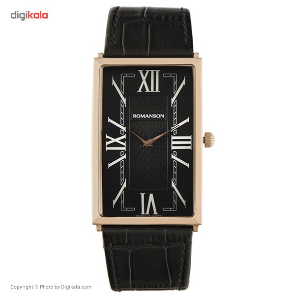 ساعت مچی عقربه ای مردانه رومانسون مدل TL9252MM1RA37R 18