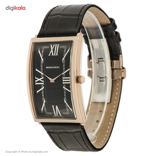 ساعت مچی عقربه ای مردانه رومانسون مدل TL9252MM1RA37R