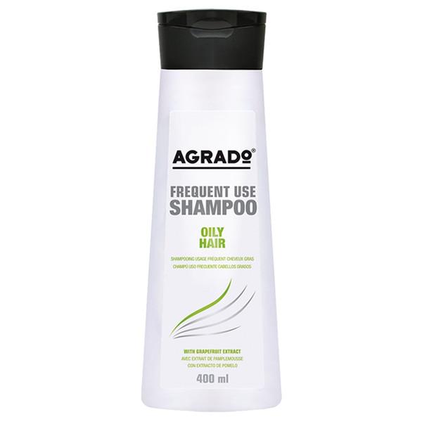 شامپو موهای چرب آگرادو مدل OILY HAIR  حجم 400 میلی لیتر