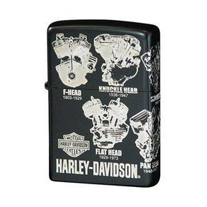 فندک زیپو مدل Harley Davidson کد HDP-45