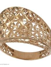 انگشتر طلا 18 عیار زنانه مایا ماهک مدل MR0380 -  - 2