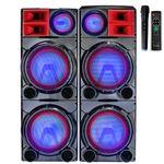 پخش کننده خانگی میکرولب مدل DJ1201SMART thumb