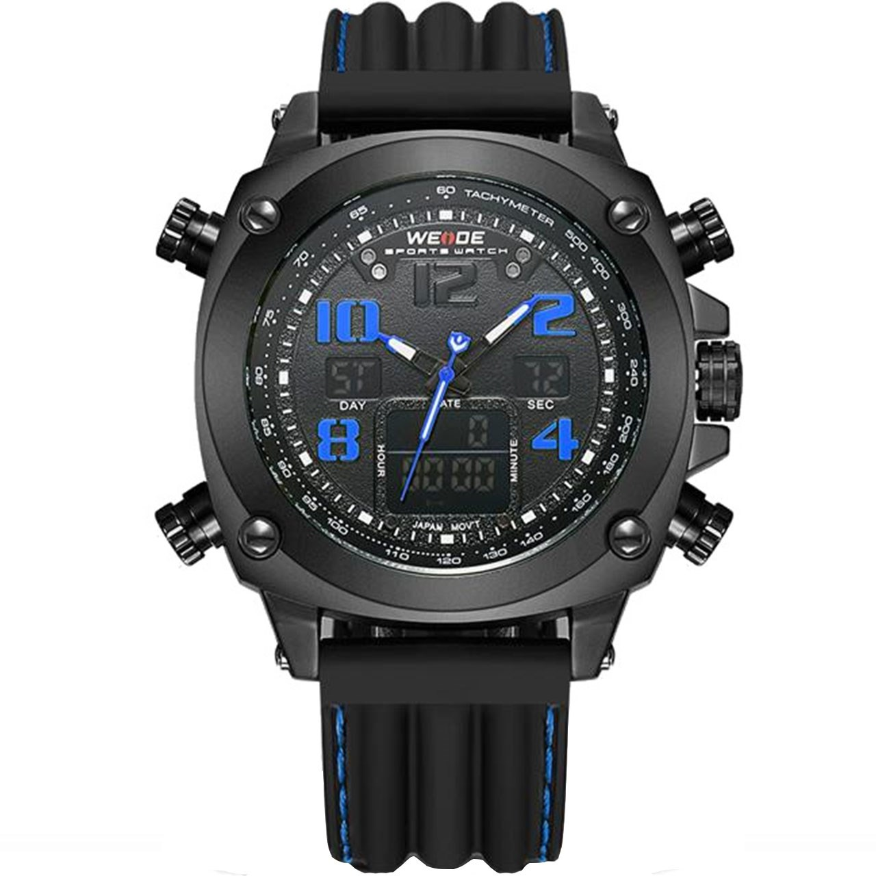 ساعت مچی عقربه ای مردانه وید مدل 1-5208 52