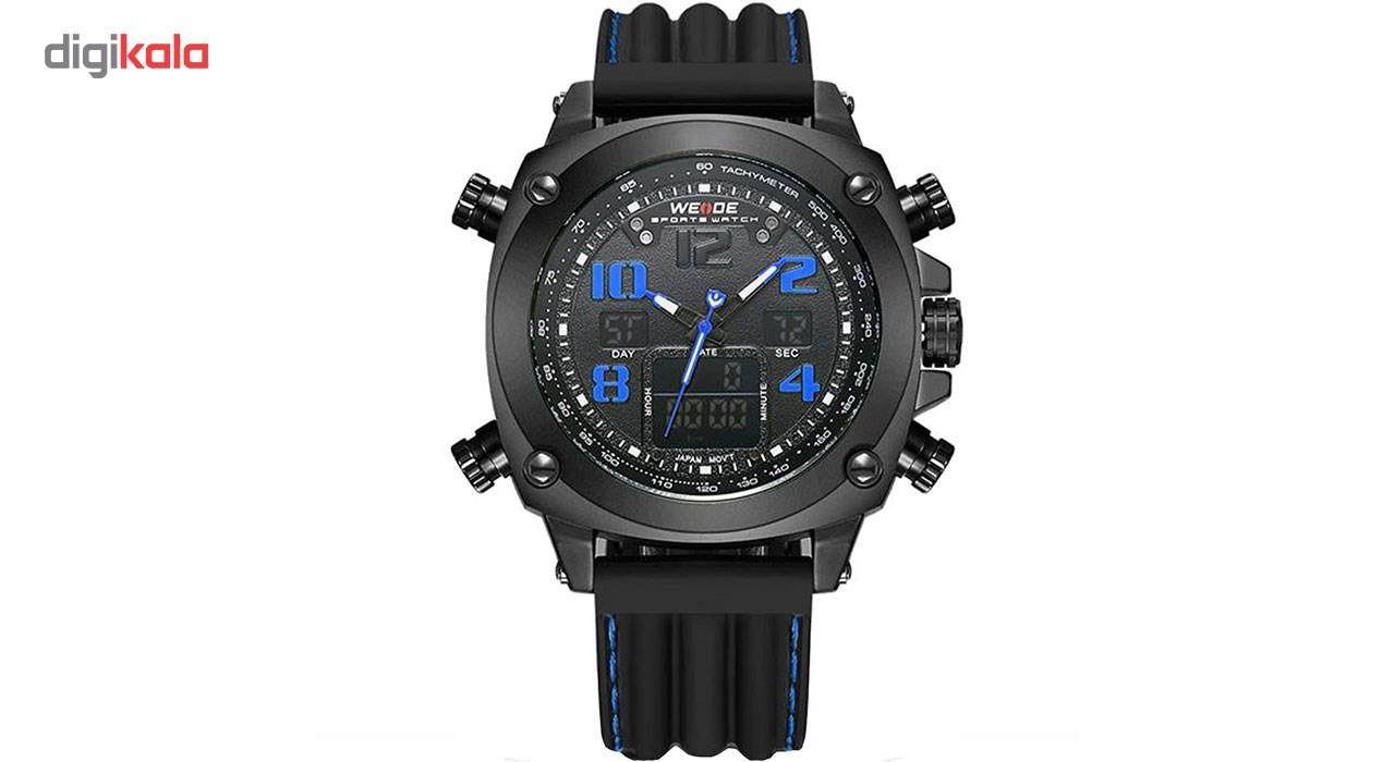 خرید ساعت مچی عقربه ای مردانه وید مدل 1-5208