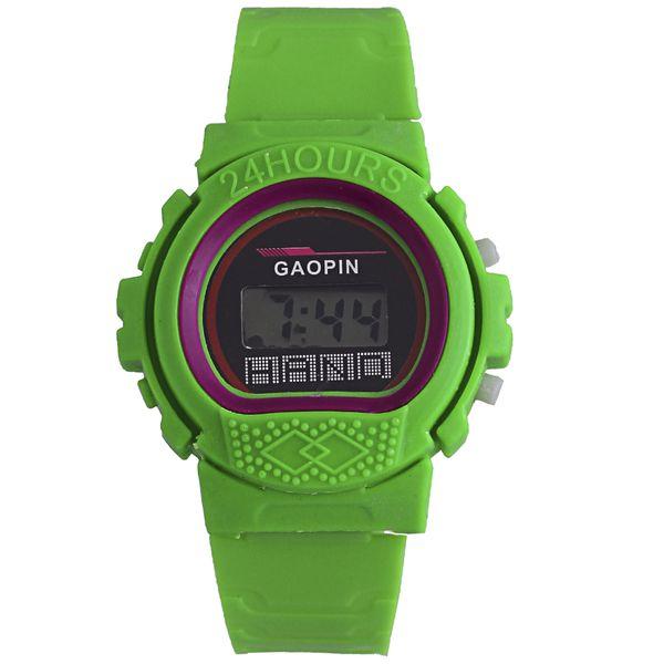 ساعت مچی دیجیتال مدل LE 3093 -SB-ME غیر اصل