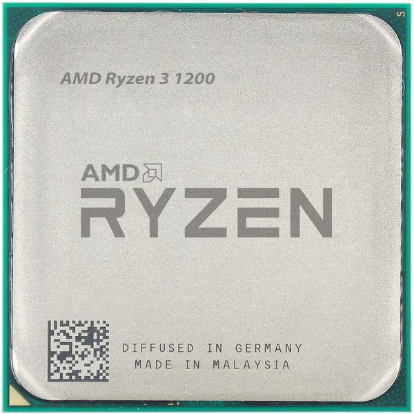 پردازنده مرکزی ای ام دی مدل Ryzen 3 1200