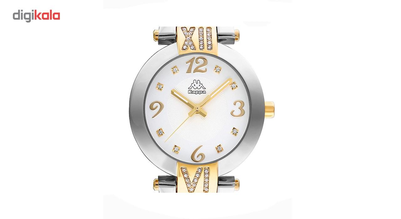 ساعت مچی عقربه ای کاپا مدل 1416L-b