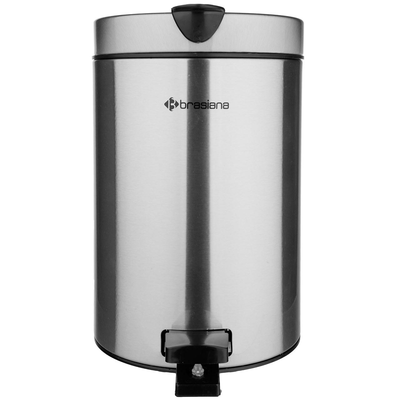 سطل زباله براسیانا مدل BPB-110 گنجایش 3 لیتر