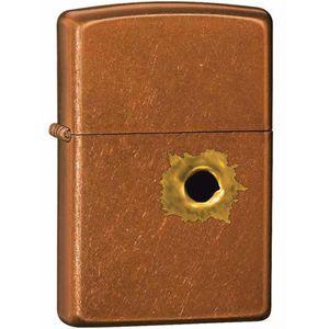 فندک زیپو مدل BS Bullethole کد 24717