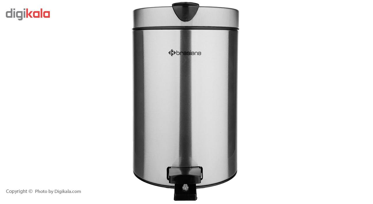 سطل زباله براسیانا مدل BPB-110 گنجایش 3 لیتر main 1 1