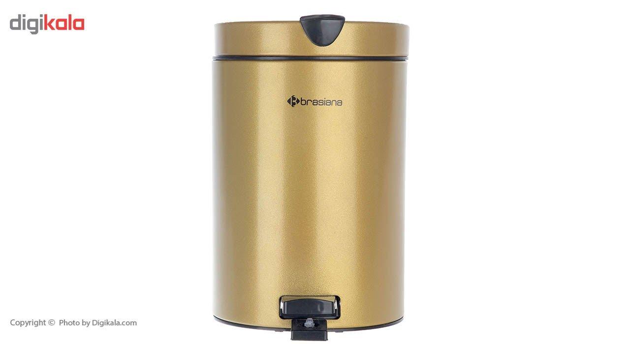 سطل زباله براسیانا مدل BPB-110 گنجایش 3 لیتر main 1 2