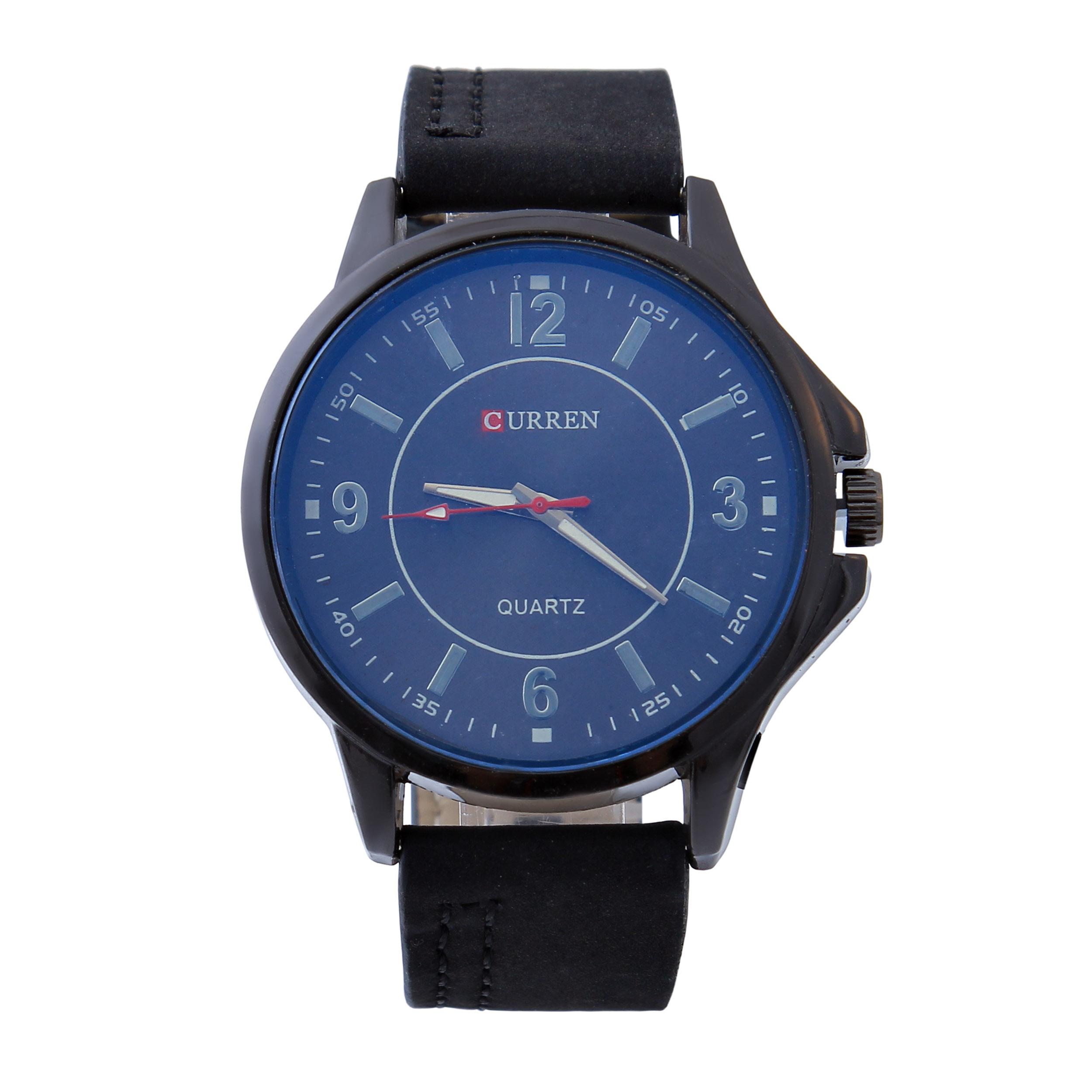 ساعت مچی عقربه ای مردانه کد WHM_123              خرید (⭐️⭐️⭐️)