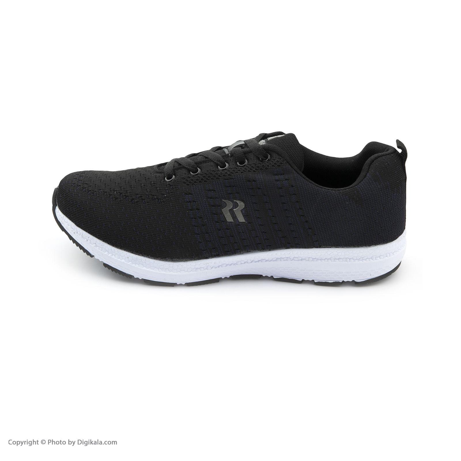 کفش پیاده روی مردانه رومیکا مدل 7r10a-black -  - 3