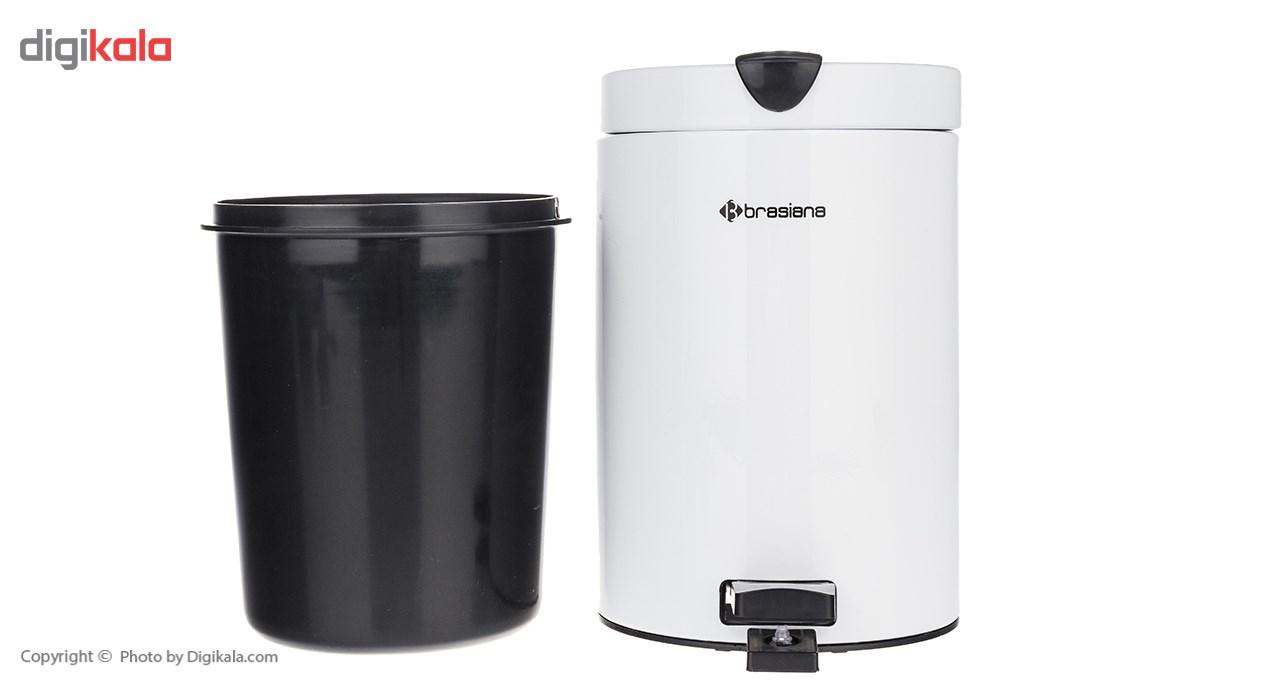 سطل زباله براسیانا مدل BPB-110 گنجایش 3 لیتر main 1 5