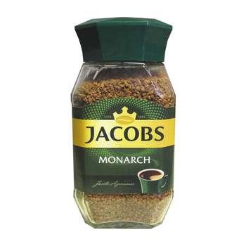 قوطی قهوه فوری جاکوبز مدل مونارک