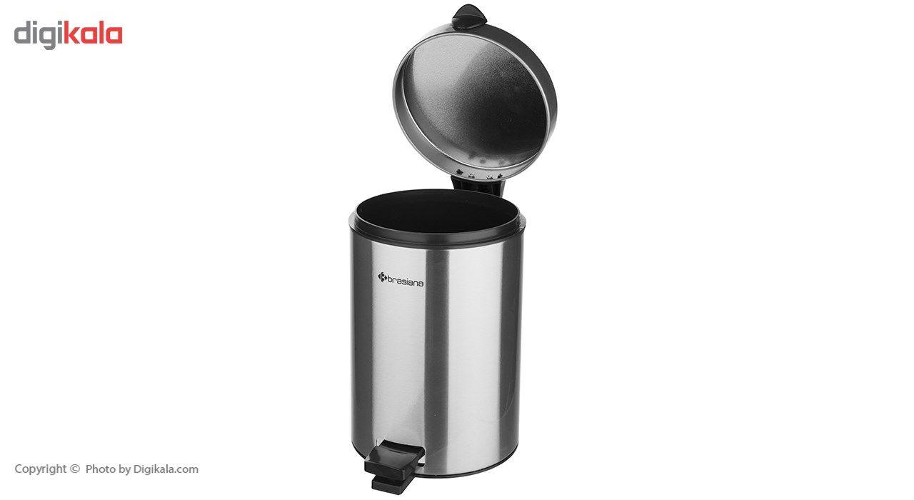 سطل زباله براسیانا مدل BPB-110 گنجایش 3 لیتر main 1 9