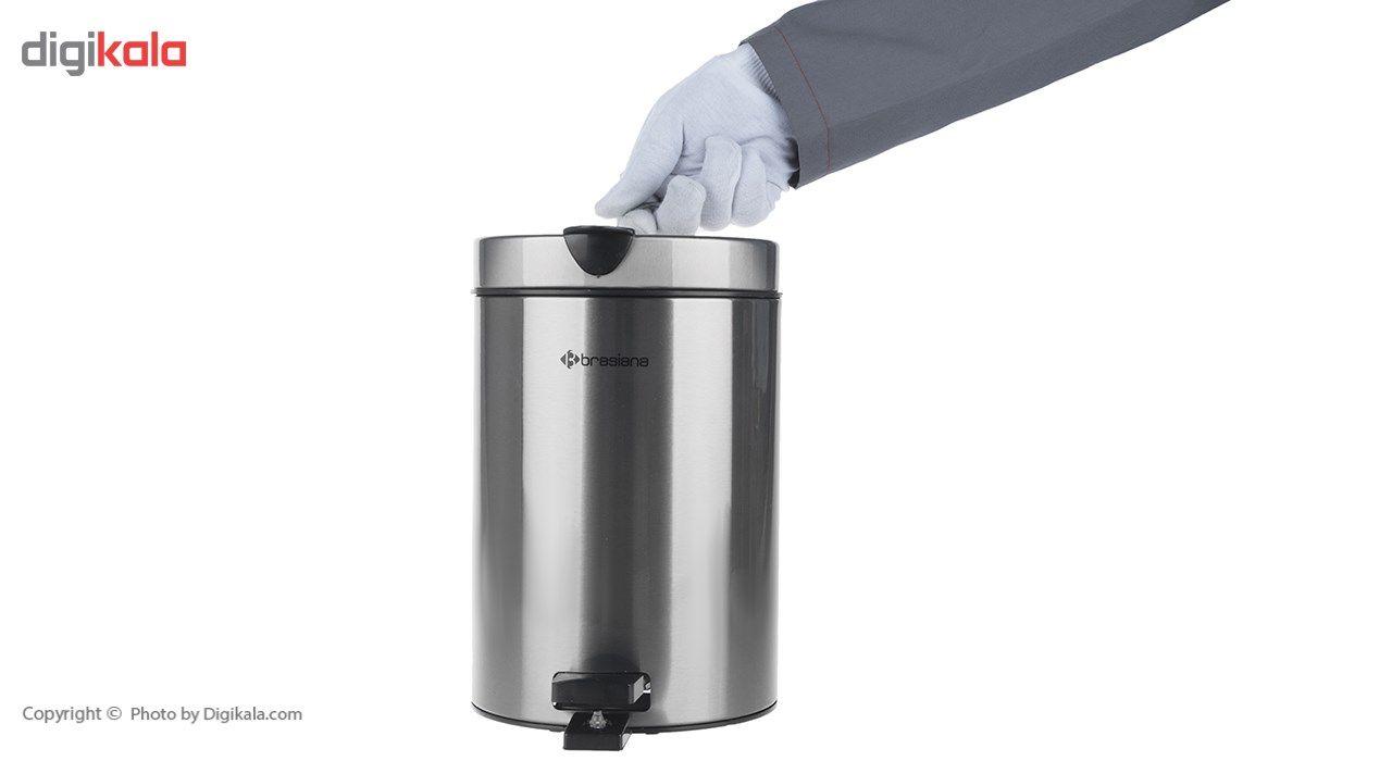 سطل زباله براسیانا مدل BPB-110 گنجایش 3 لیتر main 1 10