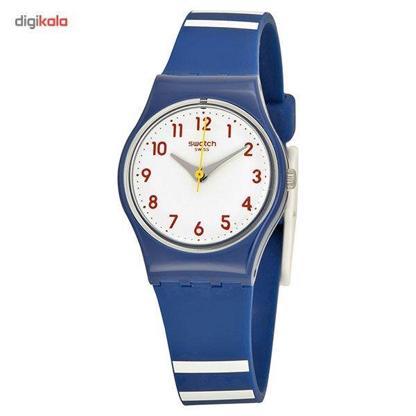 ساعت مچی عقربه ای زنانه سواچ مدل LN149 -  - 1