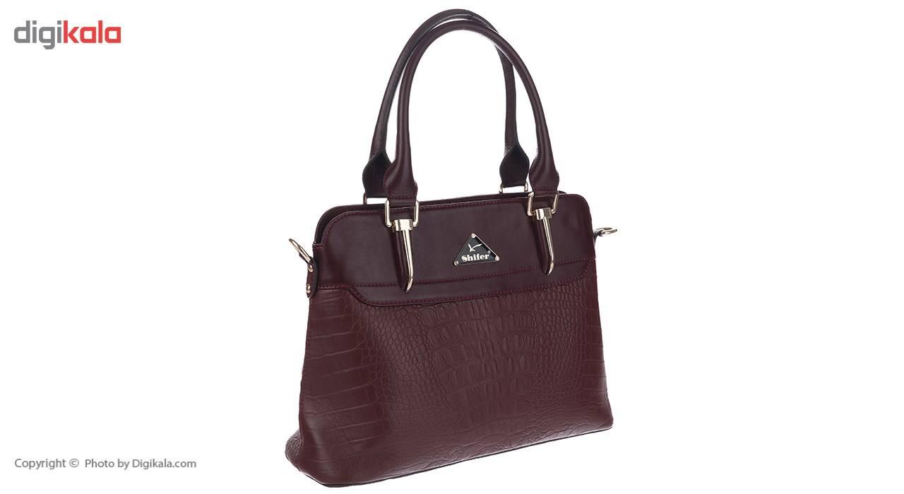کیف دستی زنانه شیفر مدل 9894B07 -  - 3