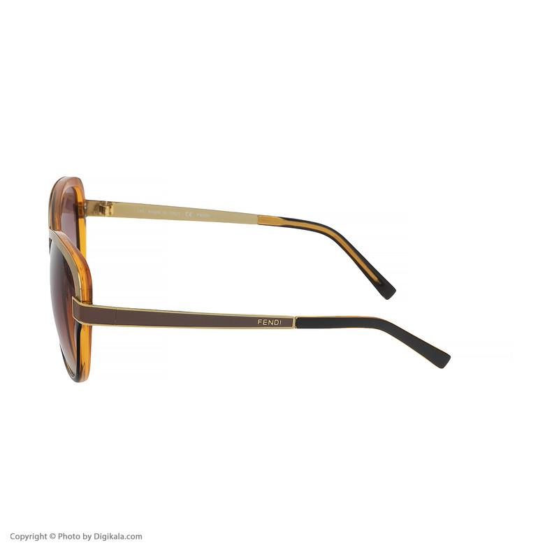 عینک آفتابی زنانه  فندی مدل 5331