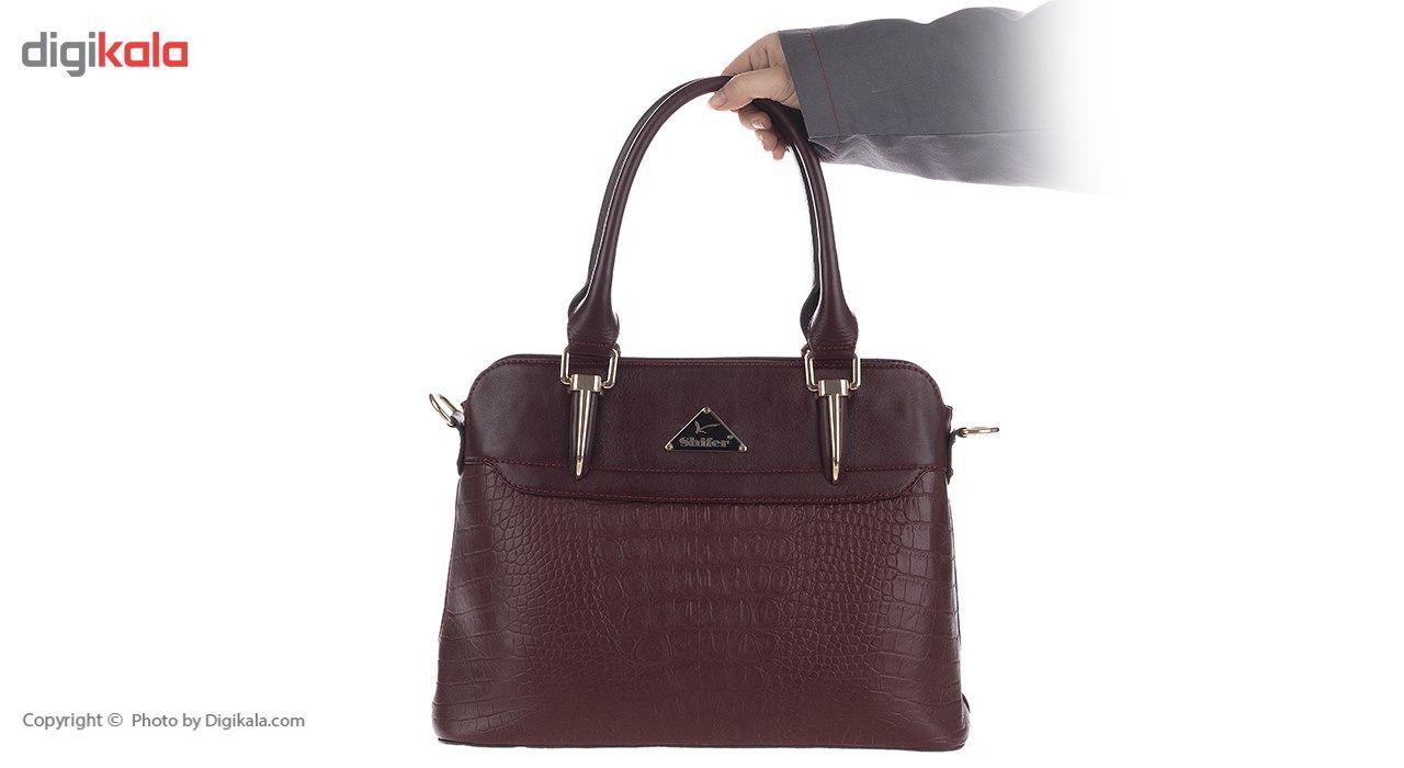 کیف دستی زنانه شیفر مدل 9894B07 -  - 6
