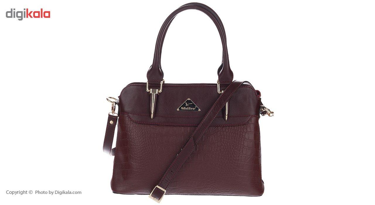 کیف دستی زنانه شیفر مدل 9894B07 -  - 7