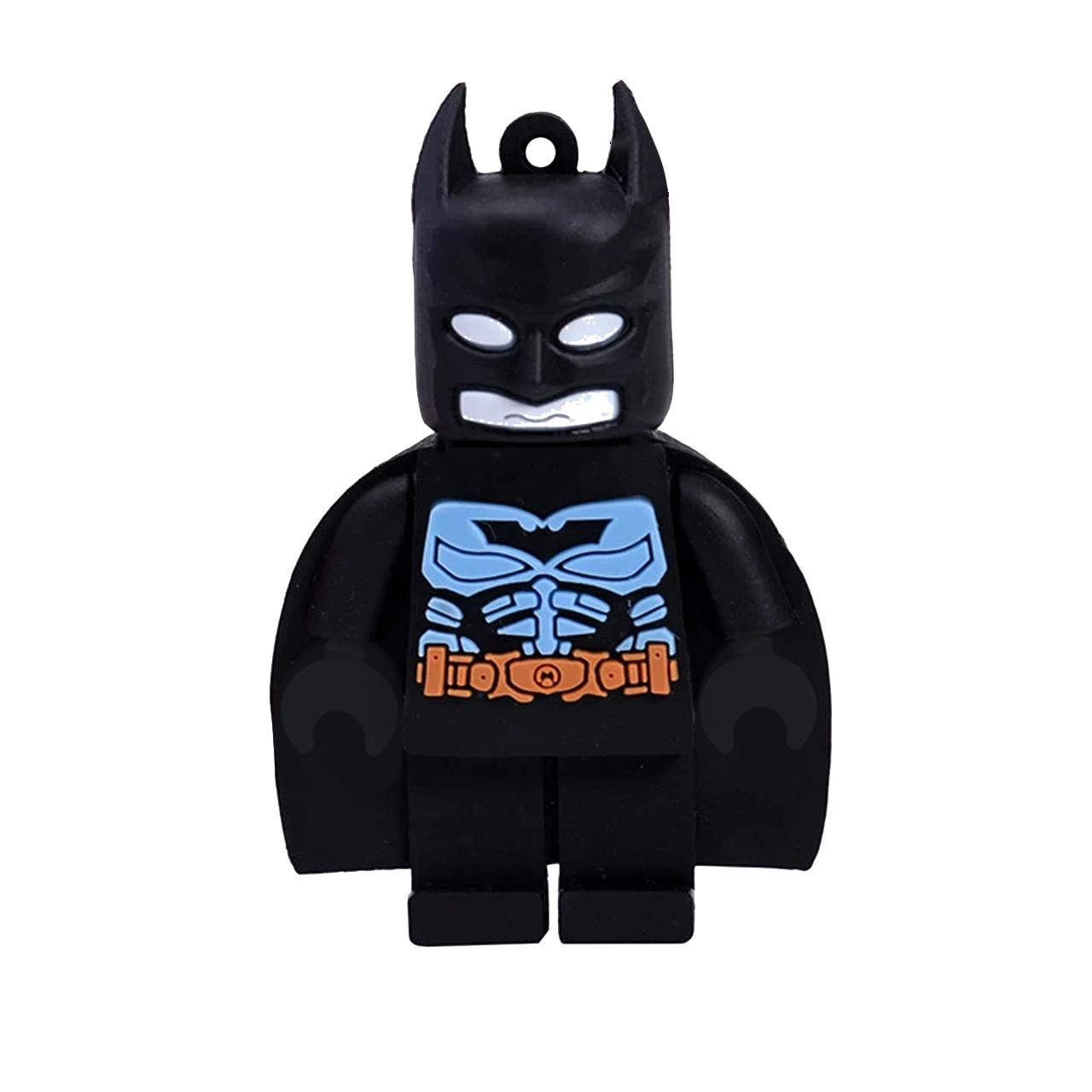 بررسی و {خرید با تخفیف} فلش مموری طرح Lego Batman مدل DPL1167 ظرفیت 32 گیگابایت اصل