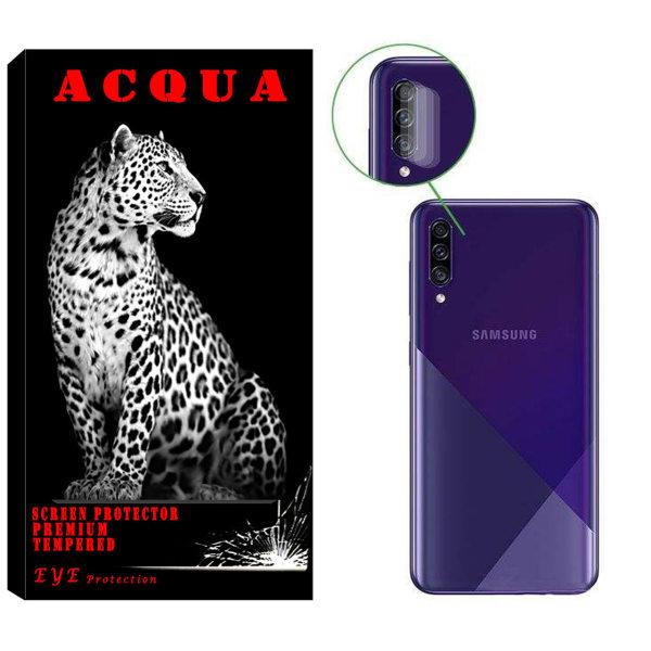 محافظ لنز دوربین آکوا مدل LN مناسب برای گوشی موبایل سامسونگ  Galaxy A30s بسته 3 عددی