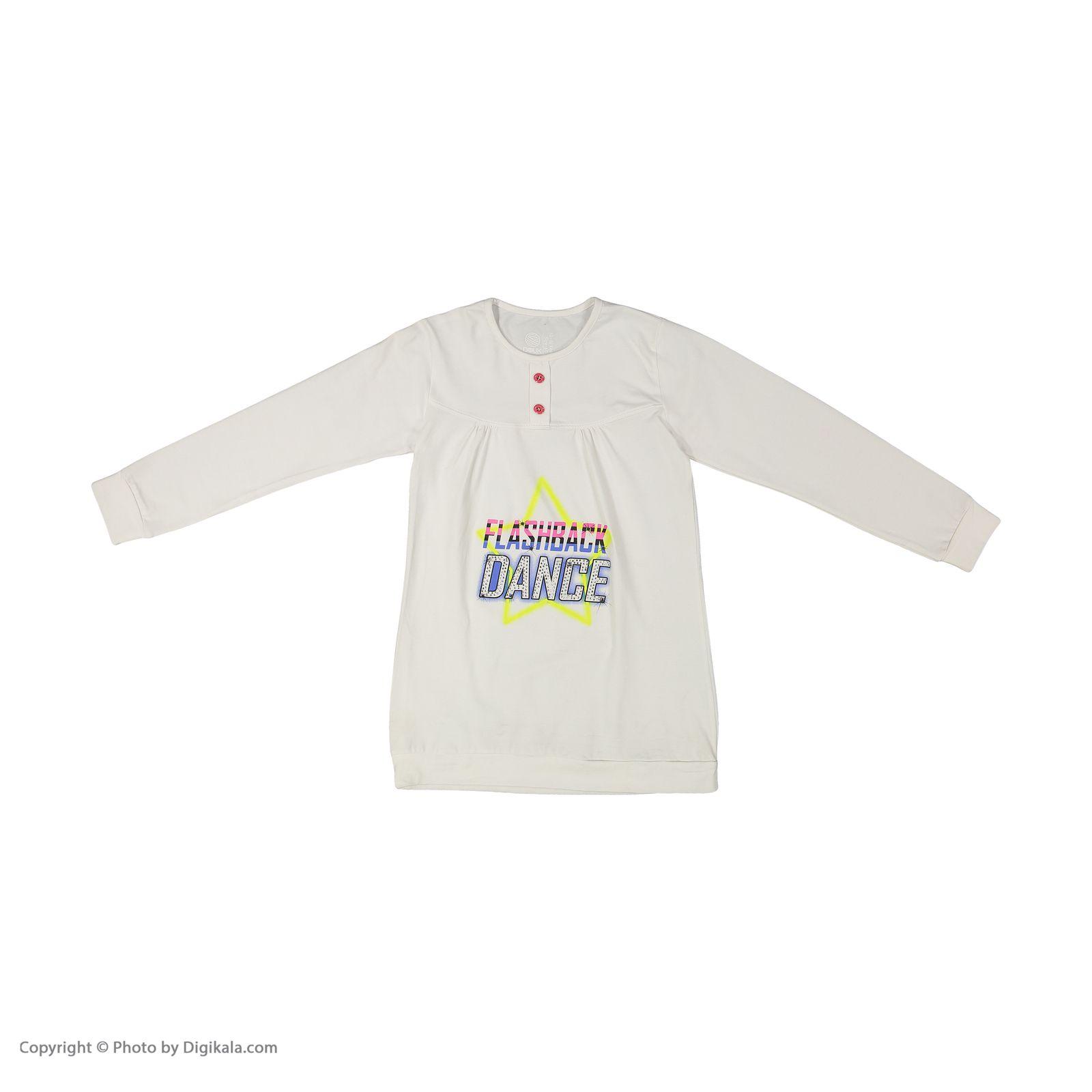 تی شرت دخترانه سون پون مدل 1391360-01 -  - 3