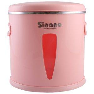 سطل برنج سینانو کد 251 گنجایش 7 کیلوگرم