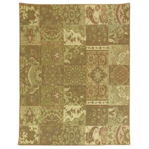 فرش پارچه ای سی فرش مدل شانل کد 11005