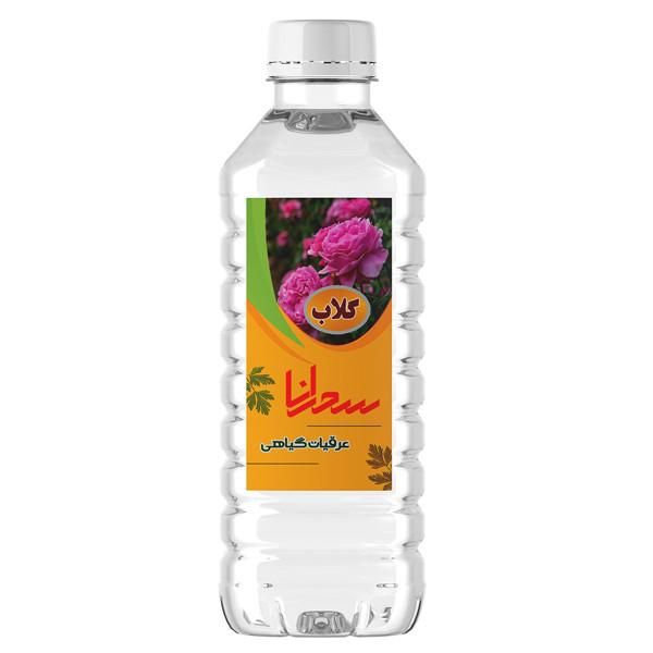 گلاب طبیعی سحرانا - 1 لیتر