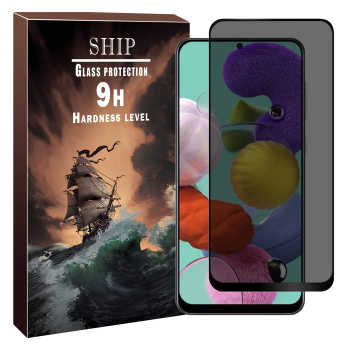 محافظ صفحه نمایش حریم شخصی شیپ مدل FUM-01 مناسب برای گوشی موبایل سامسونگ Galaxy A71