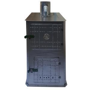 بخاری هیزمی مدل سناتور کد 02
