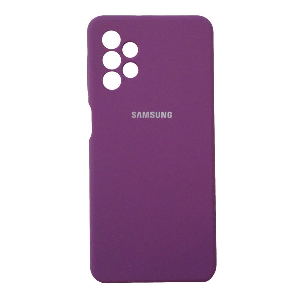 کاور مدل sil مناسب برای گوشی موبایل سامسونگ galaxy A32 5G